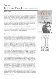 by Orhan Pamuk (translated by Maureen Freely) - Faber and Faber
