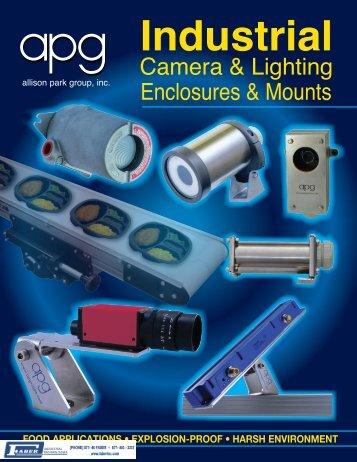 APG Industrial Camera & Lighting, Enclosures ... - Faberinc.com