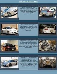 PORSCHE 997 GT3/GT3RS - Fabspeed