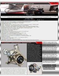 GT Performance Systems - Fabspeed