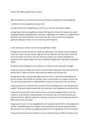 Notulen FAC 1600 vergadering 12-10-2012 Met ... - FAC autocross