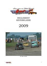 Reglementen 2009 - FAC autocross