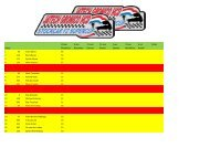 tussenstand f2 cup 2013 - FAC autocross
