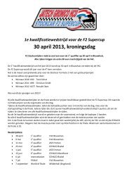 30 april 2013, kroningsdag - FAC autocross