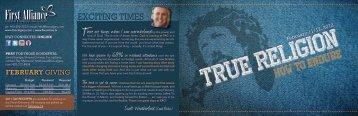 Scott Weatherford(Lead Pastor) - First Alliance Church
