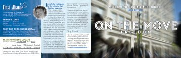 download LIFE LINES Weekly bulletin