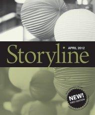 Storyline - April 2012 Edition - First Alliance Church