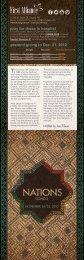 Written by Lau Kenzo - First Alliance Church