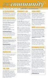 download FAC COMMUNITY June 2013 Community Newsletter