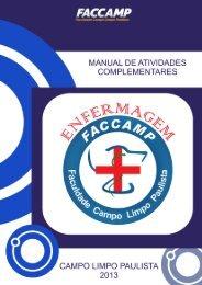 Manual de Atividades Complementares - Faccamp