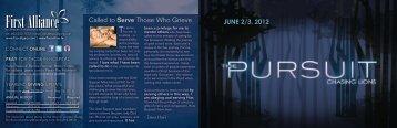 JUNE 2/3, 2012