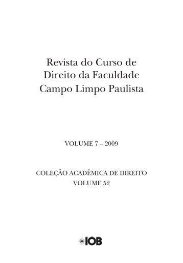 Conteúdo integral - Faccamp