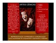 Apresentação - Artes Cênicas(Pedagogia) - Faccamp