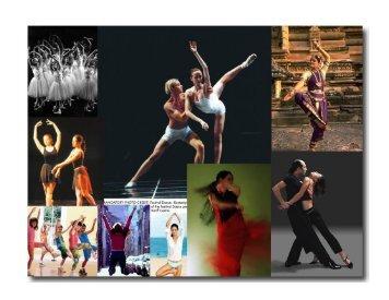 Apresentação - Dança - Faccamp