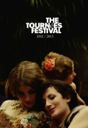 The 2012/13 Tournées Festival Book - French American Cultural ...