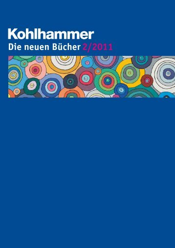 Kohlhammer - Fachbuch-Journal