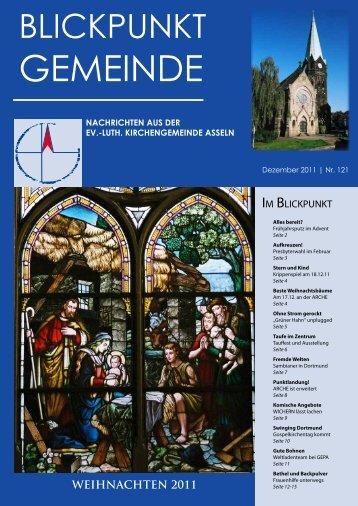 Gemeinde - Kirchengemeinde Asseln