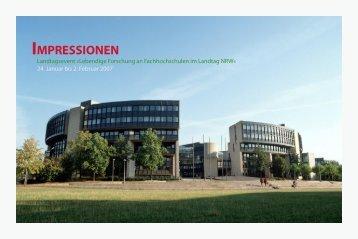 Download - Fachhochschulen in NRW