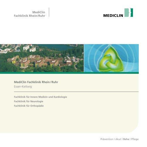 MediClin Fachklinik Rhein/Ruhr Essen-Kettwig