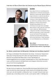 Interview Marco Biland