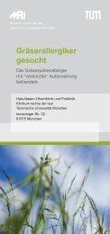 HNO_Gräserpollen Allergiestudie.indd - Fachschaft Philosophie