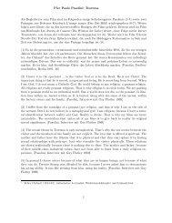 Sammlung von Textstellen - Fachschaft Philosophie