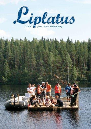 Liplatus 3/2010 - Järvi-Suomen Partiolaiset