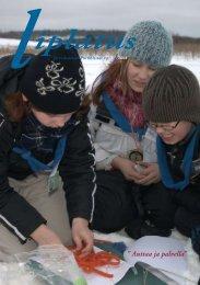 Liplatus 2/2008 - Järvi-Suomen Partiolaiset