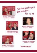 Liplatus 5/2008 - Järvi-Suomen Partiolaiset - Page 5