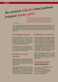 Liplatus 5/2008 - Järvi-Suomen Partiolaiset - Page 6