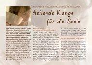 Ganzer Artikel - Europäischer Fachverband Klang-Massage ...