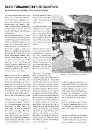 Teil 2 ab S. 31 - Fachverband Klang-Massage-Therapie eV