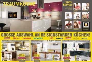 100% Service - Fachwerk Küchen