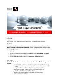 facit ?New BlackBox ?