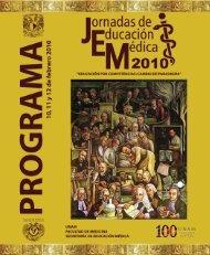 0rnadas_d_e ducaglqn - Facultad de Medicina - UNAM