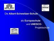 Europaschule - Albert-Schweitzer-Schule Hofgeismar