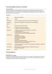 Docentenhandleiding -  - Factor-E
