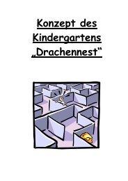 "Konzept des Kindergartens ""Drachennest´ - Stadt Aßlar"