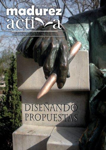 Revista Madurez Activa nº 20 - Fadaum