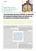 Entrevista al Director General de Política Universitaria ... - Fadaum - Page 5