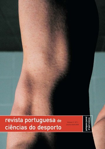5. revista - Faculdade de Desporto da Universidade do Porto