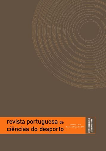 4. revista (164pp):miolo - Faculdade de Desporto da Universidade ...