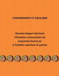 Deuxième Rapport Intérimaire d'Évaluation communautaire des ...