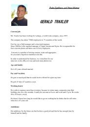 GERALD TRAXLER