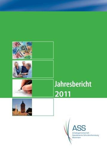 Jahresbericht 2011 - Arbeitsgemeinschaft