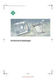 INA kombinierte Nadellager - Lenhart & Hasenöhrl GmbH