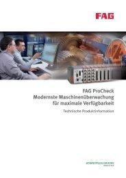 Maschinenueberwachung mit Pro Check