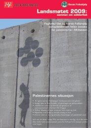 Samarbeidsavtale med Norsk Folkehjelp - Fagforbundet