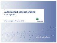 System for likning (SL) - Fagforbundet