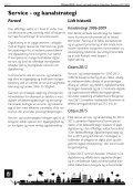 citizen.2015 service- & kanalstrategi for københavns ... - Fagforbundet - Page 2